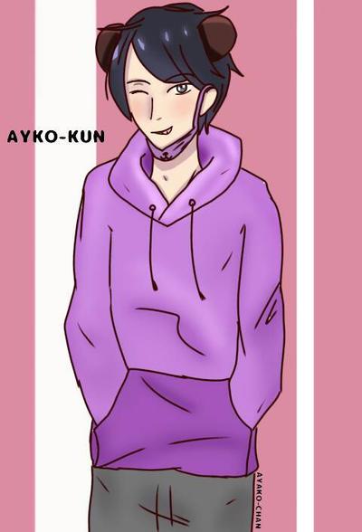 Ayko-Kun by AyakoChan190