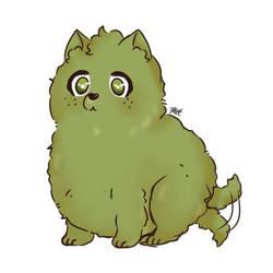 Tiny Puppy Deku