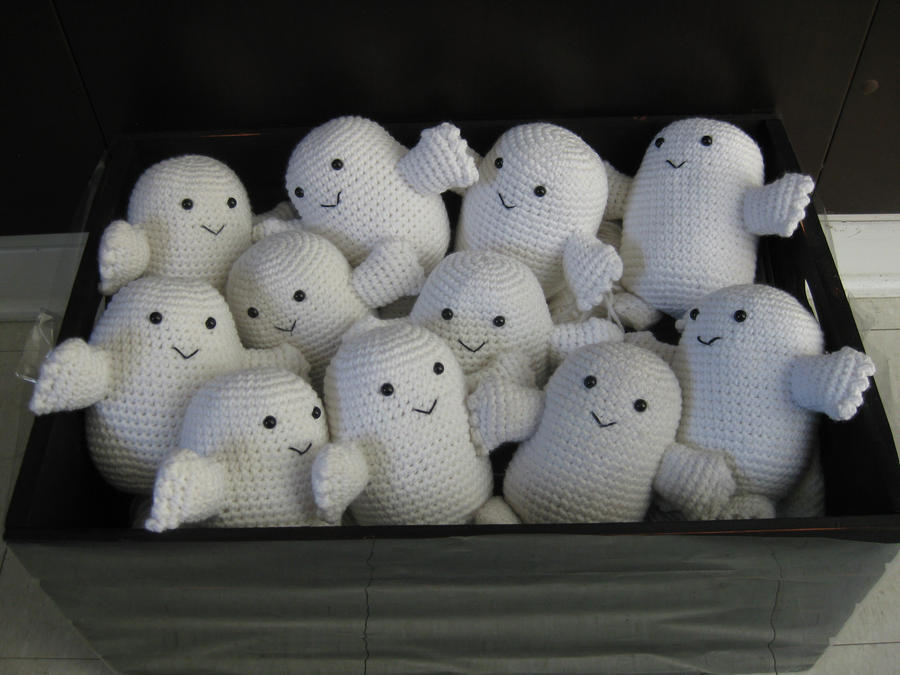 Bushel of Adipose by WolfandSquid