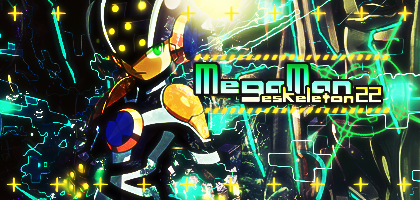 FDLS #133 [LIBRE] Megaman_by_eskeleton22-d4idkfl