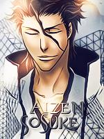 Aizen Sosuke by eskeleton22