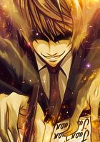 Ligth Yagami by eskeleton22