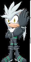 2. Silver the Hedgehog