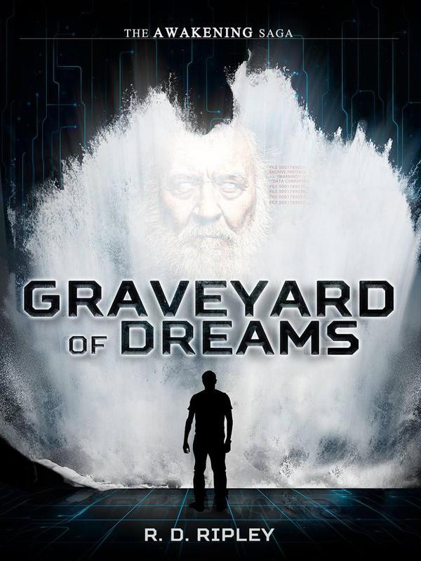 The Graveyard Book Cover Art : The awakening saga graveyard of dreams book cover by