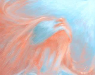 Siren by rebeccajoart