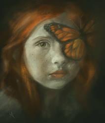 Metamorphosis by rebeccajoart