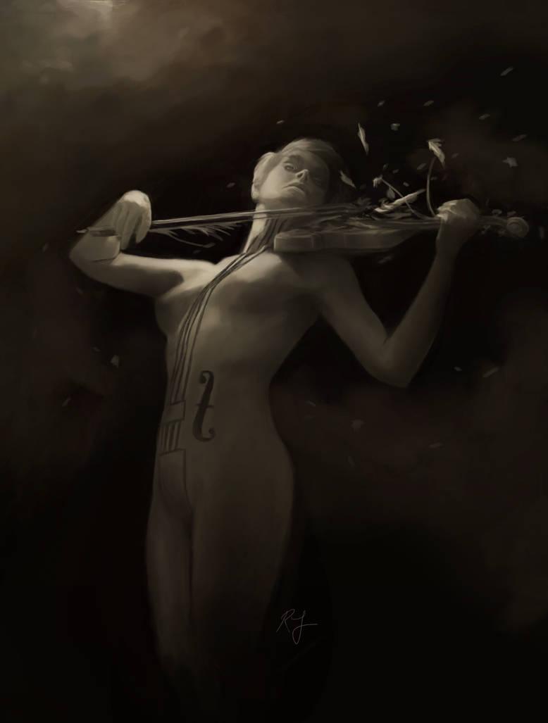 The White Violin