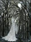 Slenderman :: A Stolen Love by StefaniaRusso