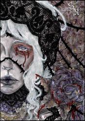 Die Traenen der Rose by StefaniaRusso