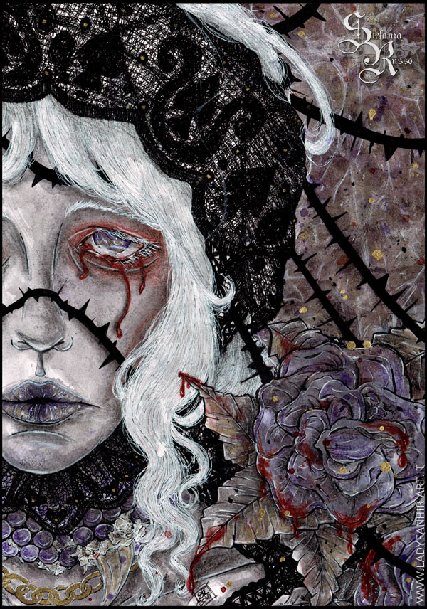 Die Traenen der Rose by Fanhir