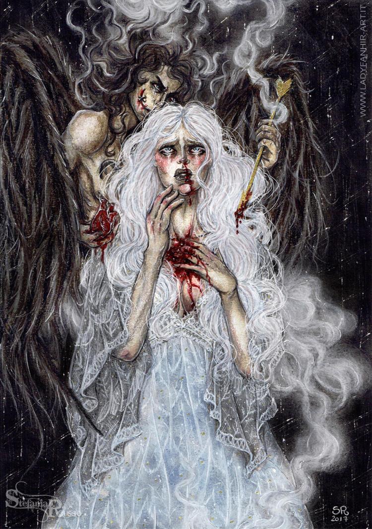 Cupid's Revenge by StefaniaRusso