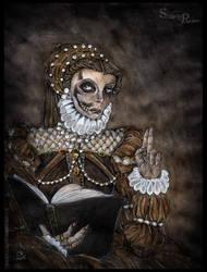 Caterina De' Medici by StefaniaRusso