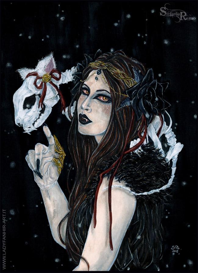 Till Death Is Part Of Us by StefaniaRusso