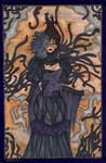 Mirror Mask::Queen of Darkness