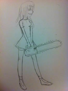 Chain Saw #2