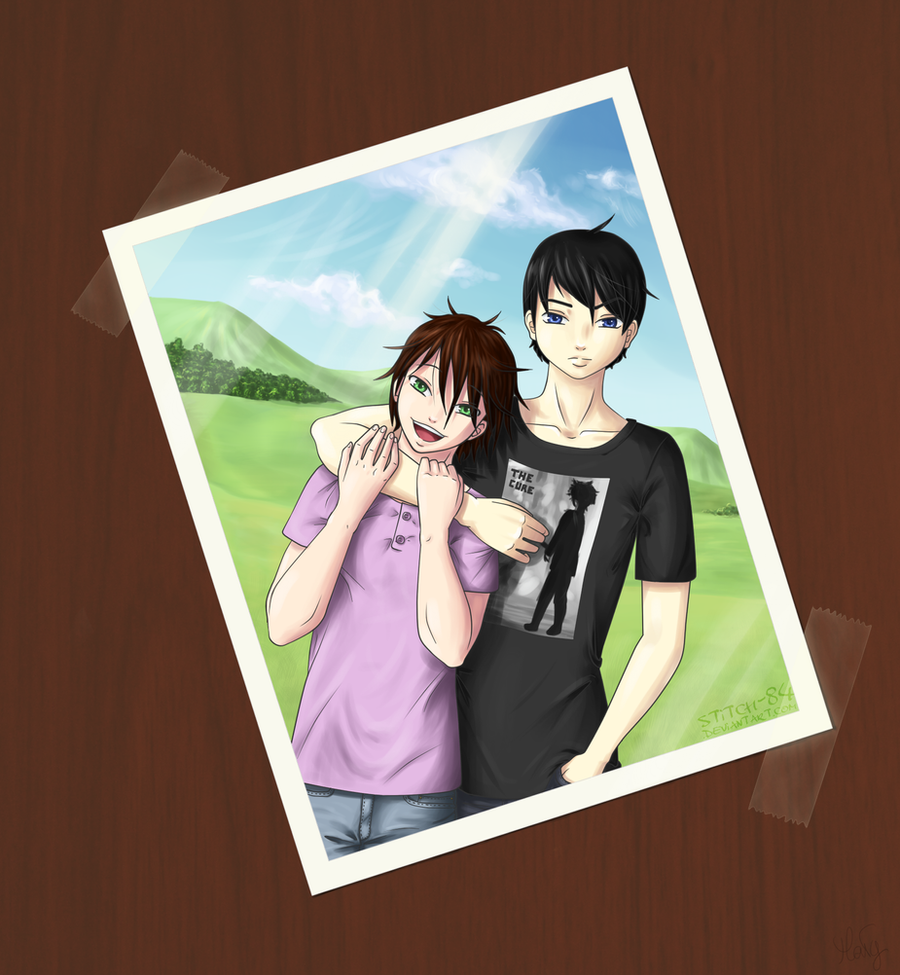 Albus e Thomas by stitch-84