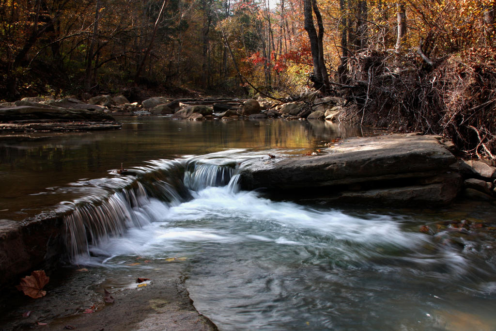 Shoal creek arkansas by xdewdropx on deviantart for Shoal creek