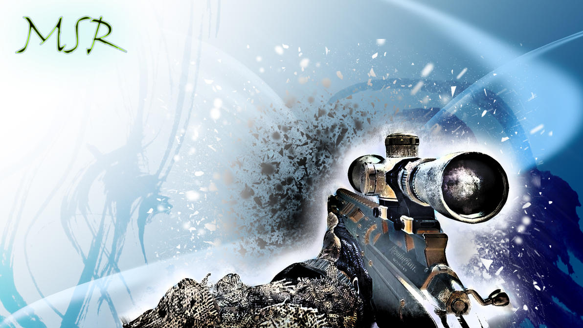MW3MSR Background 1920x1080 By Micycle
