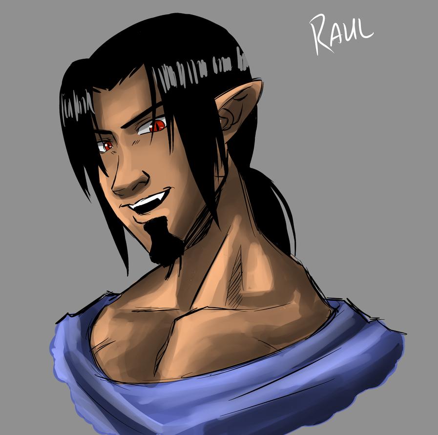 Raul by Jokar216