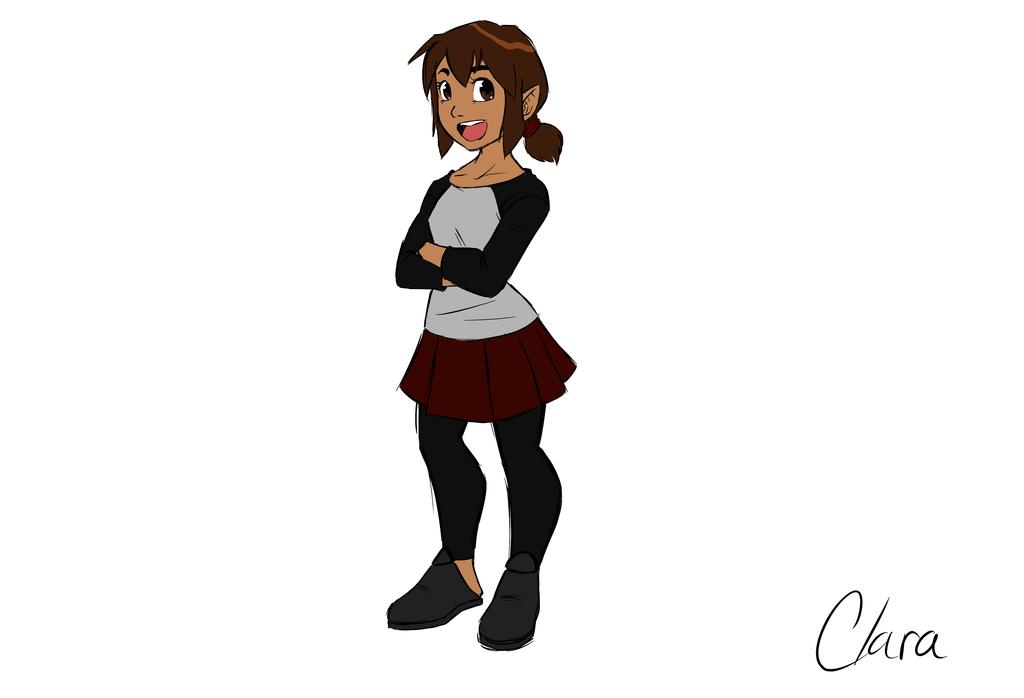 Little Sister Clara by Jokar216