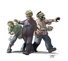 Zombies by MichaelVogt