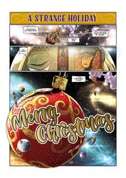 The Christmas Planet by MichaelVogt