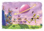 A Strange Easter
