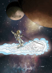 Kometenreiter