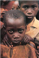 Congo children by paumyself