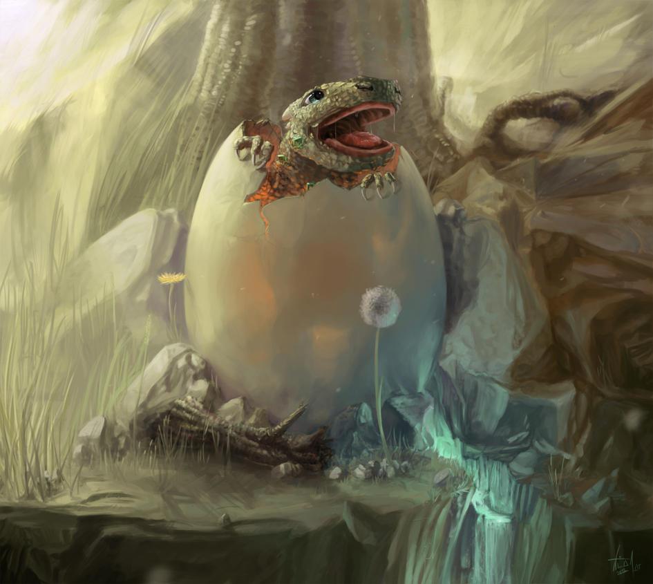 ToD - Birth by Anritco