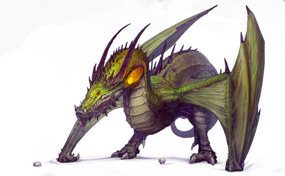 This Is Not a Dragon.