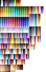 Master Palette by Youkai-Dumatra
