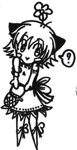 => Pour mes dessins <= - Page 4 Chibi_baka_by_tanusi-d310wcs