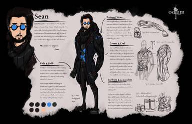 Sean by Tevarro