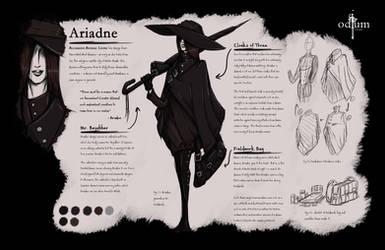 Ariadne by Tevarro