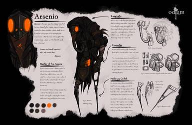 Arsenio by Tevarro