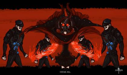 Cecile, kill. by Tevarro