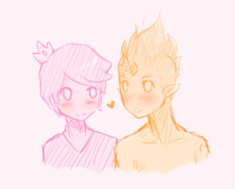 Finn x flame prince