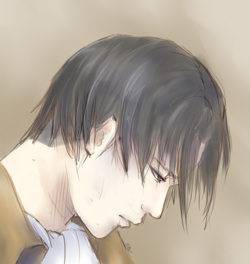 Levi by mai-mind-freak