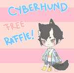 CYBERHUND RAFFLE! ADOPT AND TICKETS! [ CLOSED! ] by demialien