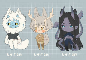 CYBERHUND CRYPTIDS EDITION - AUCTION [ CLOSED ]