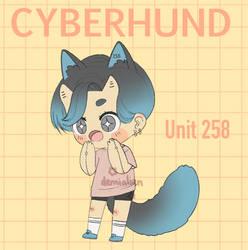 CYBERHUND UNIT 258 - SET PRICE [ OPEN ]