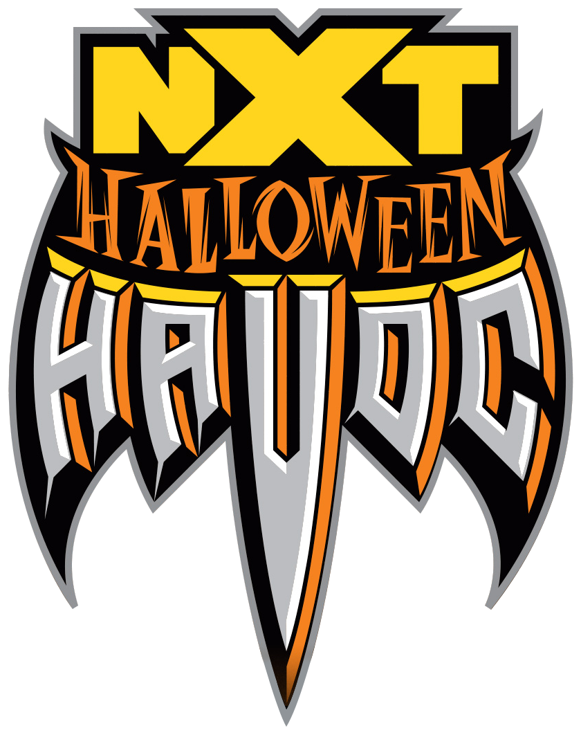 Wwe Nxt Halloween Havoc Logo Png By Rahultr On Deviantart