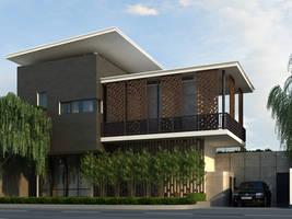 residence- Kelapa gading by NyomanWinaya
