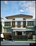 Rawamangun House