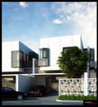 Box House in Bekasi
