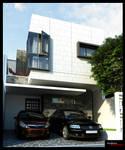 Box House in Bekasi 3