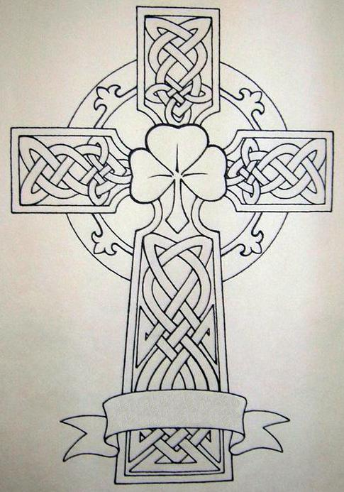 Celt Cross 001 by ppunker