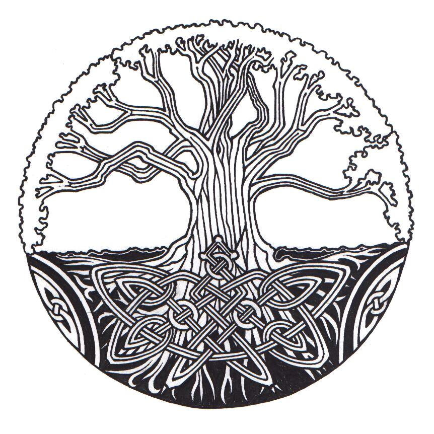 Tree of Life Clip Art Free