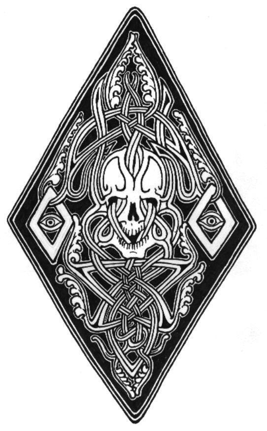 Celtic Diamond by ppunker